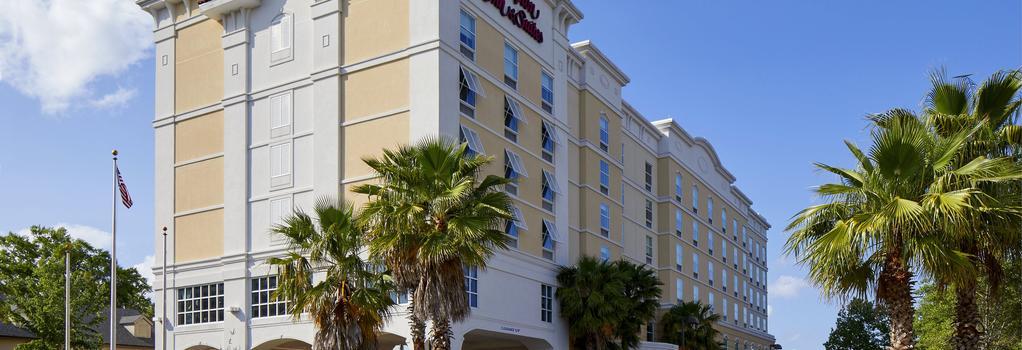 Hampton Inn & Suites Savannah/Midtown, GA - Savannah - Building