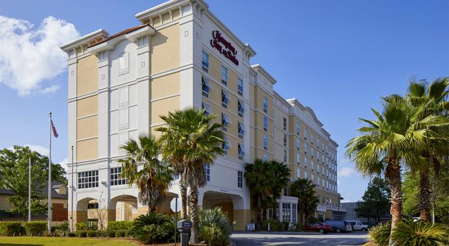 Hampton Inn & Suites Savannah/Midtown - Savannah - Building