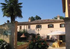 Hotel Casa Mancia - Foligno - Outdoor view