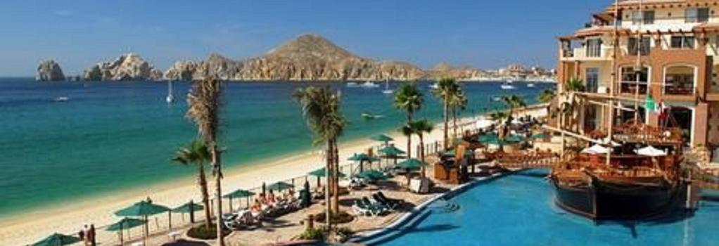 Suites at Cabo San Lucas Medano Beach Resort - Cabo San Lucas - Building