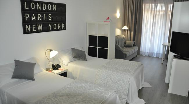 Atenea Calabria - Barcelona - Bedroom