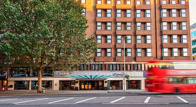 Hilton London Olympia Hotel - London - Building