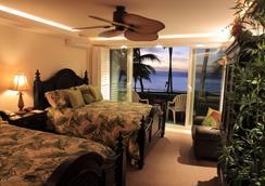 Hotel Coral Reef - Kapaa - Bedroom