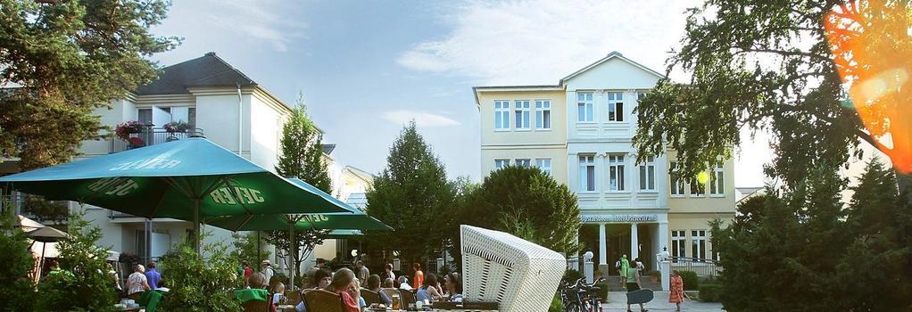 Upstalsboom Hotel Ostseestrand - Heringsdorf - Building