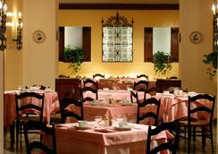 Hotel Massimo D Azeglio - Rome - Restaurant