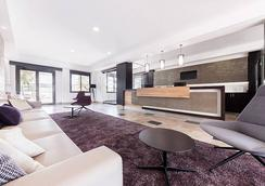 Compostela Suites Apartments - Madrid - Lobby