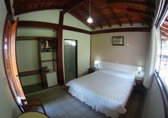 Hotel Coquille - Ubatuba - Bedroom