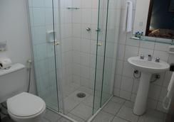 Hotel Coquille - Ubatuba - Bathroom
