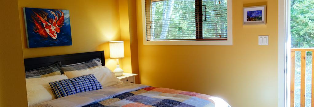 Skeena River House Bed & Breakfast - Terrace - Bedroom