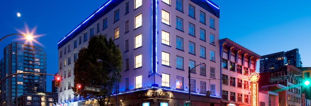 Comfort Inn Downtown - Vancouver - Building