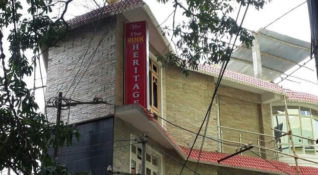 Hotel Rink Heritage - Darjeeling - Building