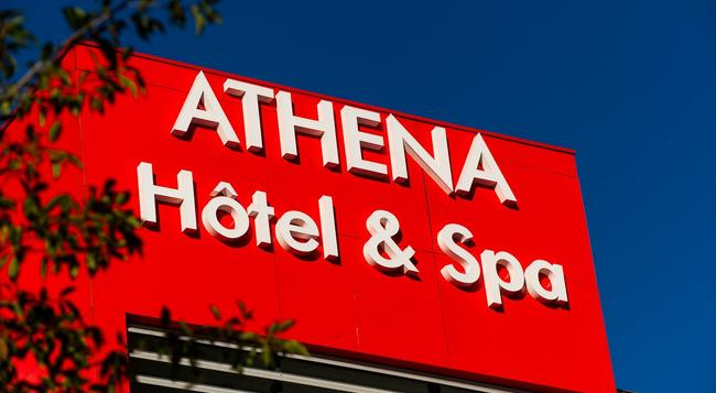 Hôtel Athena Spa - Strasbourg - Building