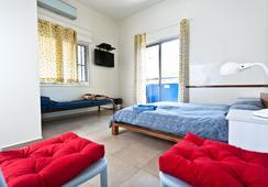 Hayarkon 48 Hostel - Tel Aviv - Bedroom
