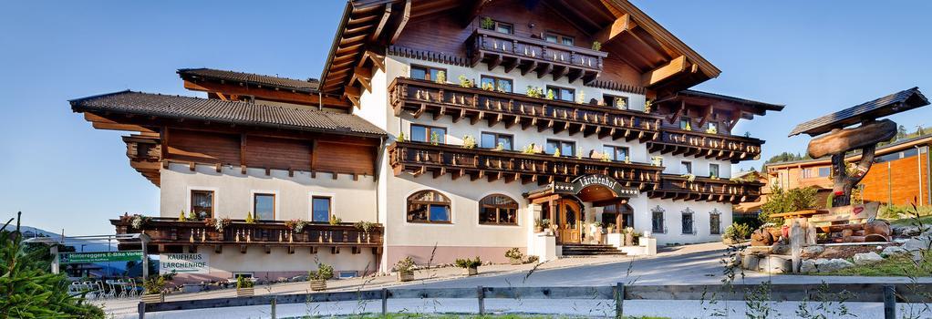 Hotel Lärchenhof - Rennweg - Building