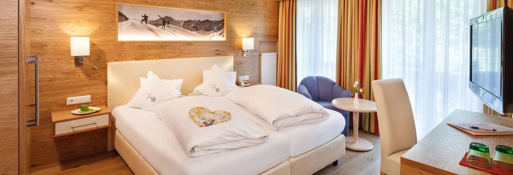 Hotel Hinteregger - Rennweg - Bedroom