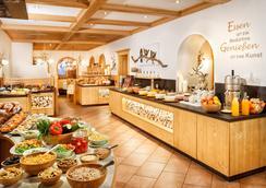 Hotel Lärchenhof - Rennweg - Restaurant