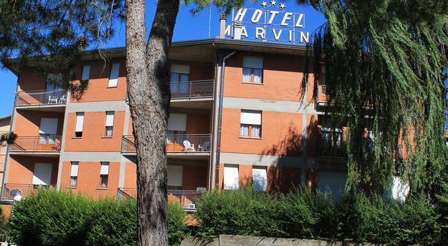 Hotel Marvin - Montepulciano - Building