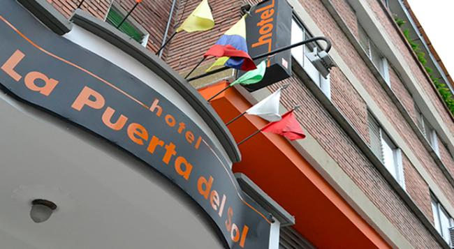 Hotel La Puerta Del Sol - Bucaramanga - Building