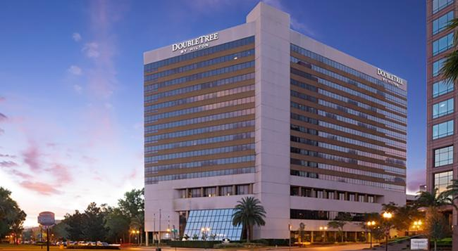 DoubleTree by Hilton Hotel Orlando Downtown - Orlando - Building