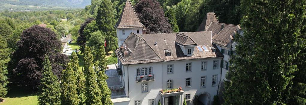 Schloss Ragaz - Bad Ragaz - Building