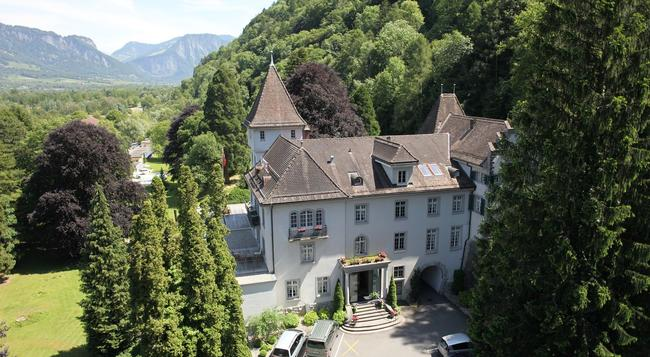 Schloss Ragaz - Bad Ragaz - Building