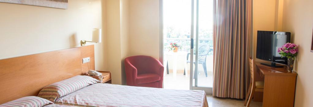 Hotel Toboso Almuñécar - Almuñecar - Bedroom