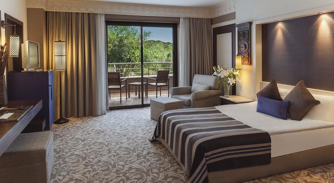 Ela Quality Resort Hotel Antalya - Belek - Bedroom