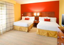 Courtyard by Marriott Fort Worth University Drive - Fort Worth - Bedroom