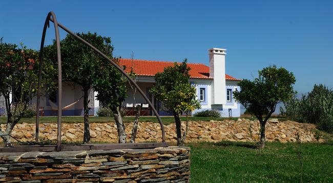 Herdade Do Freixial - Turismo Rural - Vila Nova de Milfontes - Building