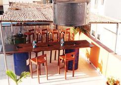 Hotel du Phare Les Mamelles - Dakar - Bar