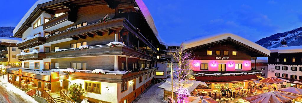 Eva, Village Hotel - Saalbach - Building