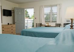 Long Acres Motel & Cottages - Ocean City - Bedroom