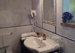 La Città Ideale Suites - Pienza - Bathroom