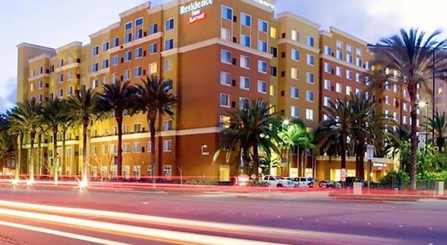 Residence Inn by Marriott Anaheim Resort Area Garden Grove - Garden Grove - Building