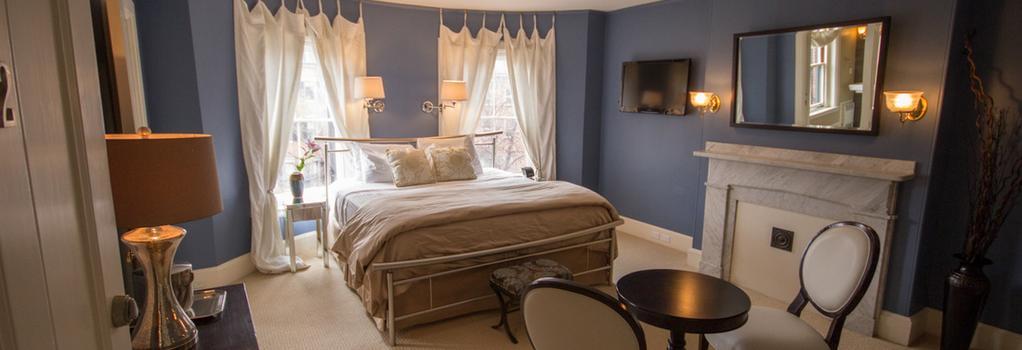 The Union Park Guest House - Boston - Bedroom