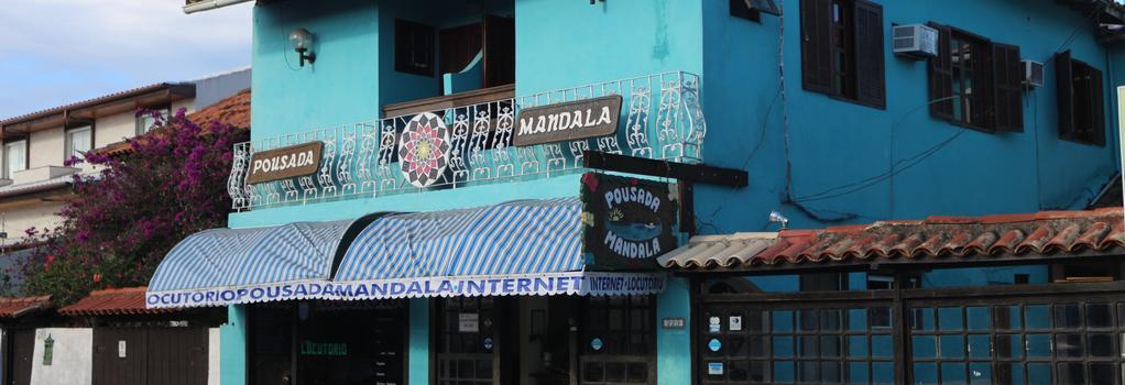 Pousada Mandala - Búzios - Building