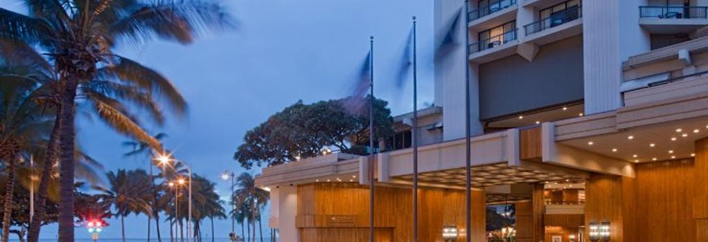 Hyatt Regency Waikiki Beach Resort And Spa - Honolulu - Building