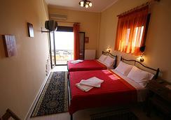 Mpalkoni Sti Monemvasia - Monemvasia - Bedroom