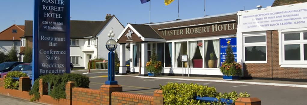 The Master Robert Hotel - Hounslow - Building