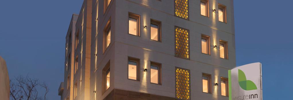Leisure Inn West Gurgaon - Gurgaon - Building