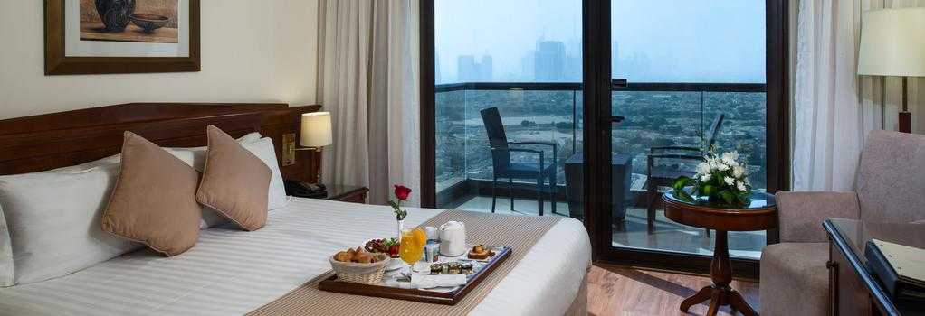 Majestic Hotel Tower - Dubai - Bedroom