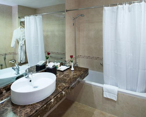 Majestic Hotel Tower - Dubai - Bathroom