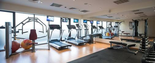 Majestic Hotel Tower - Dubai - Gym