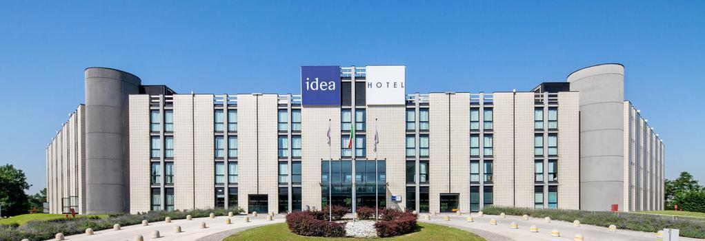 Idea Hotel Milano San Siro - Milan - Building