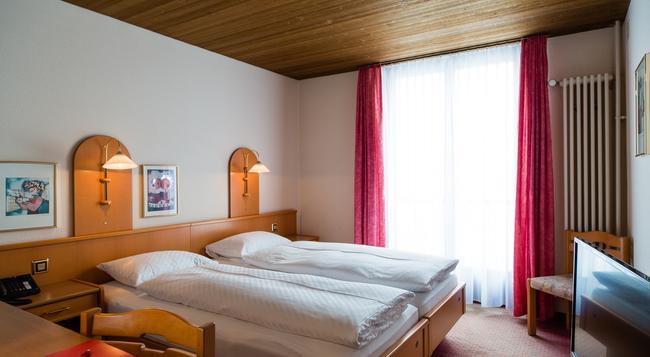 Hotel Terrace - Engelberg - Bedroom