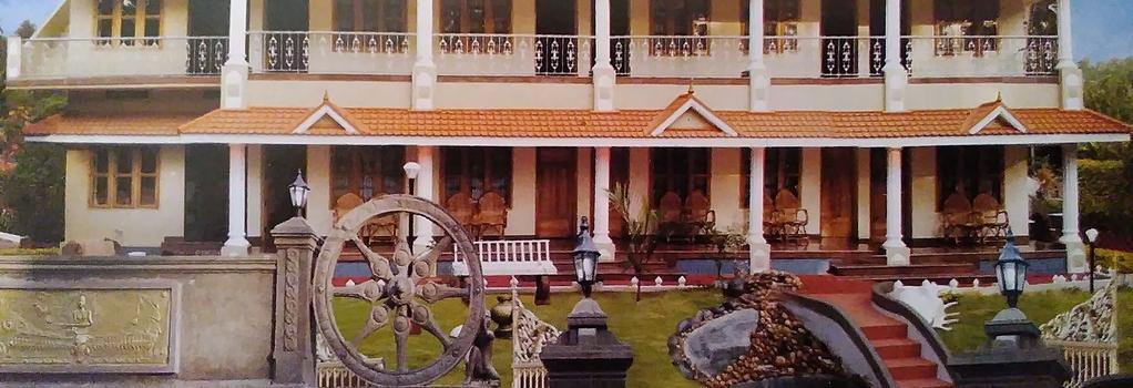 Karthika Plaza Resort - Varkala - Building