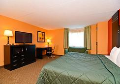 Travelodge Absecon Atlantic City - Absecon - Bedroom