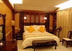 Lijiang Dian Jun Wang Hotel - Lijiang City - Bedroom