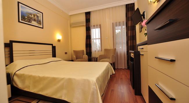 Hotel Oludeniz - Ölüdeniz - Bedroom