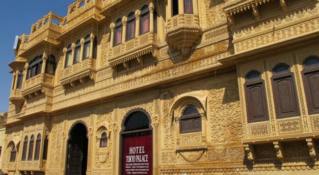 Hotel Tokyo Palace - Jaisalmer - Building